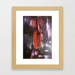 July 18, 2009 (detail) Framed Art Print