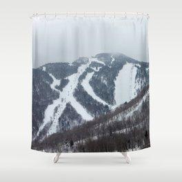 Killington Vermont Shower Curtain