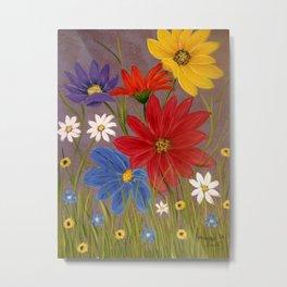 Wildflower-2 Metal Print