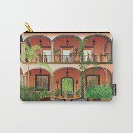 Hacienda San Antonio Carry-All Pouch