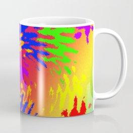 Psychedelic Splodge Coffee Mug