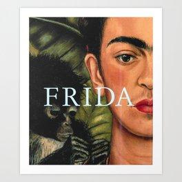 Frida Kahlo Kunstdrucke