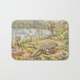 Dinosaur, Ankylosaurus Bath Mat