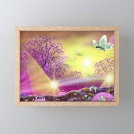 Profound Presence Framed Mini Art Print