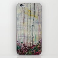 forrest iPhone & iPod Skins featuring Spring Forrest by Stephanie Cole CREATIONS