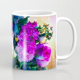 Disco Bouquet I Coffee Mug