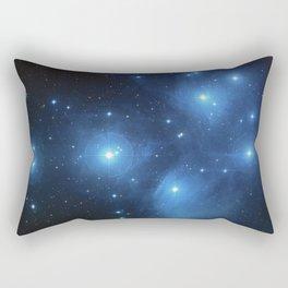 Star Struck - Pleiades Rectangular Pillow