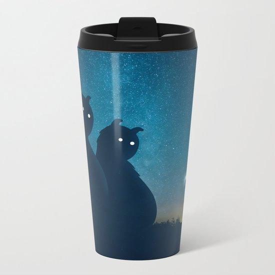 The Gift Metal Travel Mug