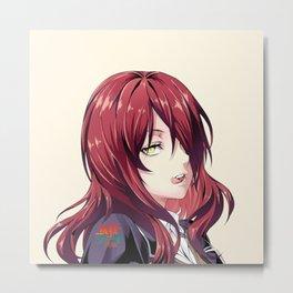 Rindo Kobayashi mood Metal Print