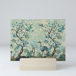 The Chinoiserie Panel Mini Art Print