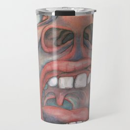 In the Court of the Crimson King Expanded Edition by King Crimson Travel Mug