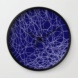 Tangles Wall Clock