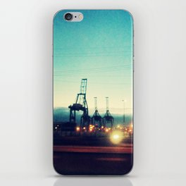 Seattle Sky iPhone Skin
