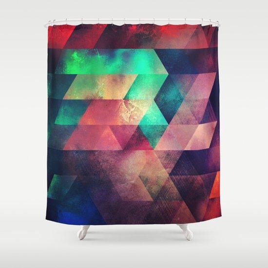 zpyyce Shower Curtain