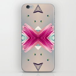 Cave Splatter iPhone Skin
