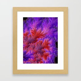 Indulgant Framed Art Print