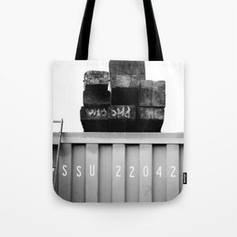 Padstow Container  Tote Bag