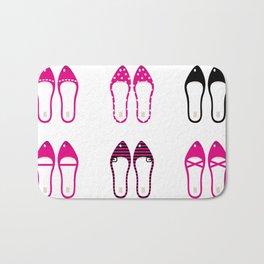 New shoes in Shop Bath Mat