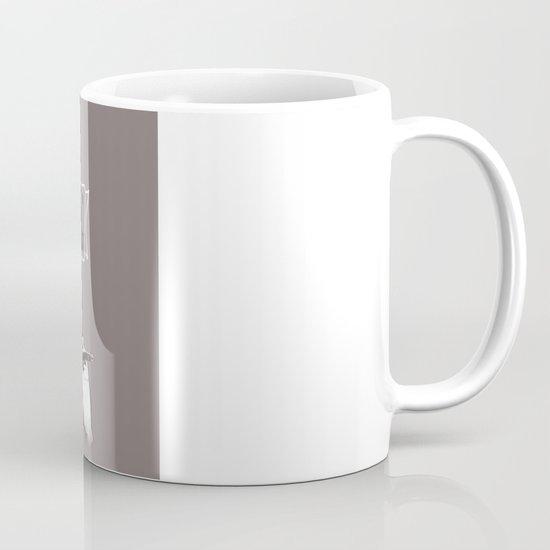 Stop Wondering Start Making Mug