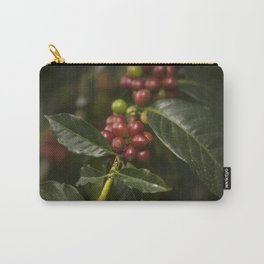 Coffee Seeds Carry-All Pouch