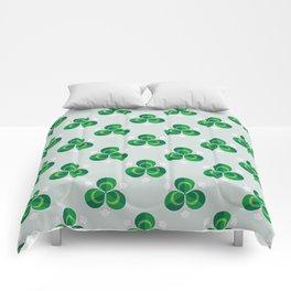 White Clover Comforters