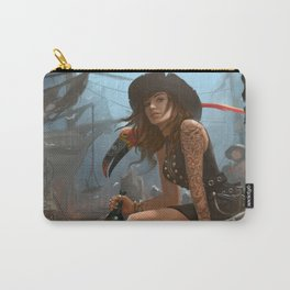 Pirate Haven Tortuga Carry-All Pouch