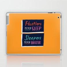 Never Sleep Laptop & iPad Skin