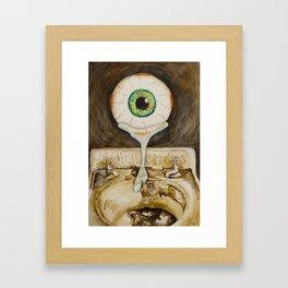 Detox Framed Art Print