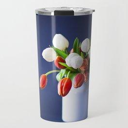 She Bought her own Flowers Travel Mug
