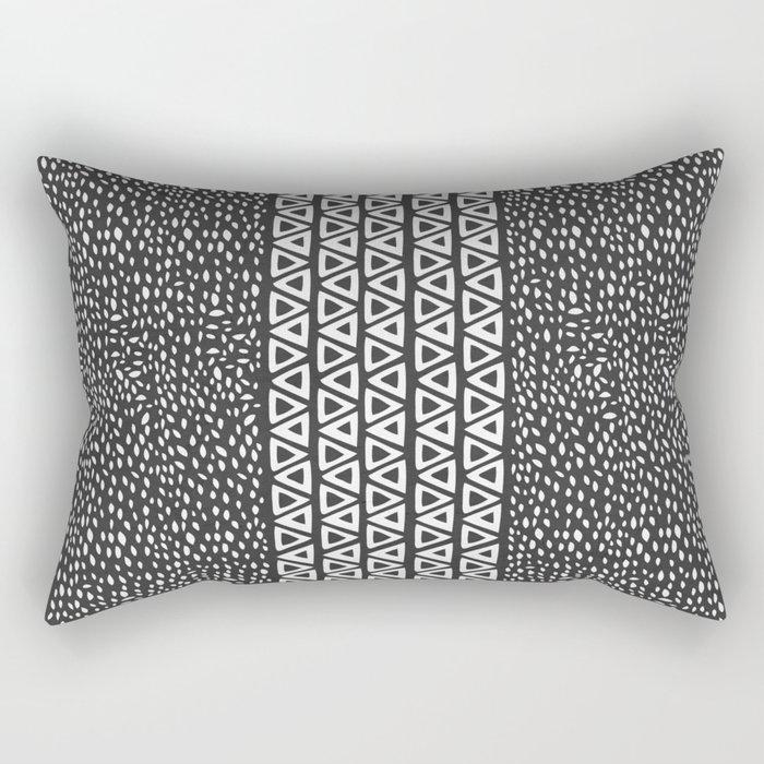 Wind Path Rectangular Pillow