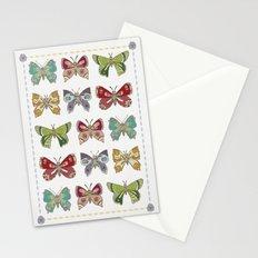 Butterfly butterfly Stationery Cards