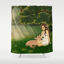 Glade Shower Curtain