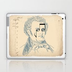 Franz Schubert Laptop & iPad Skin