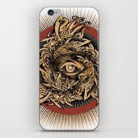 warcraft iPhone & iPod Skins featuring Storm of Swords by Plan 9 Design