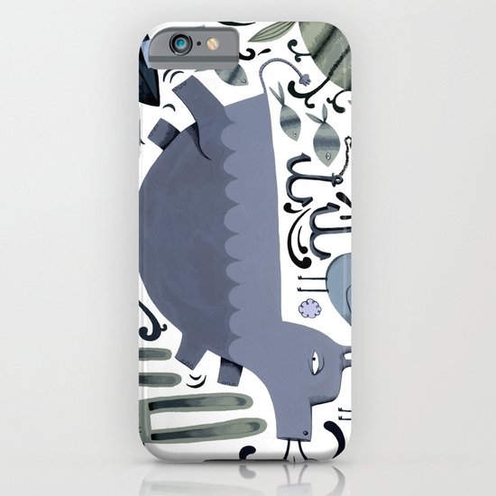 Story of the Rabbit iPhone & iPod Case