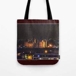 Napier College, Edinburgh. Tote Bag