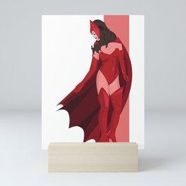 Scarlet Witch Mini Art Print