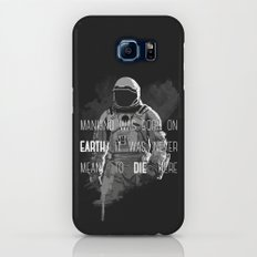 interstellar Galaxy S6 Slim Case