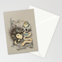Haunters of the Waterless Stationery Cards
