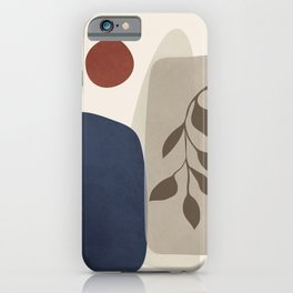 Modern Art 16 iPhone Case