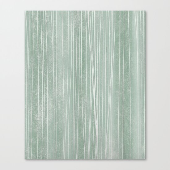 pin stripe soothe Canvas Print