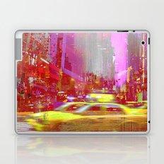 Moving to New York  Laptop & iPad Skin