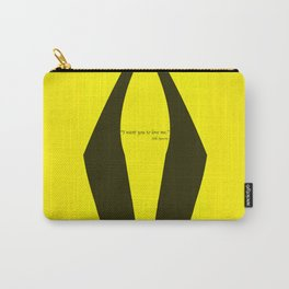 Silk Spectre Carry-All Pouch