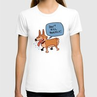 musa T-shirts featuring deep cat thoughts by musa