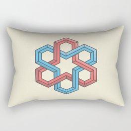 Mathametric Rectangular Pillow