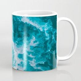 Perfect Blue Waves Coffee Mug