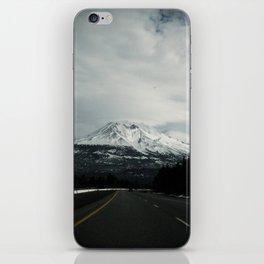 mount (California)  iPhone Skin