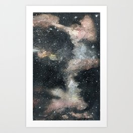 Untitled (Space) Art Print