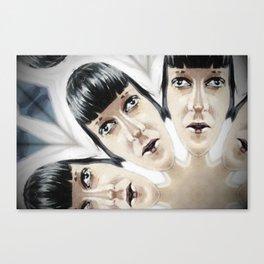Kaleidoscope P10 Canvas Print
