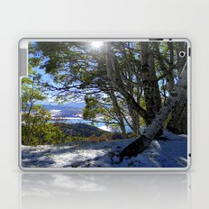 Fall in the Rockies Laptop & iPad Skin